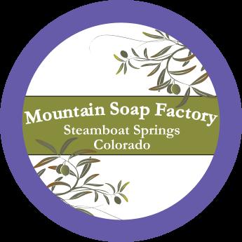 mountain soap factory logo