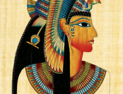 Cleopatra's Ancient Beauty Secret